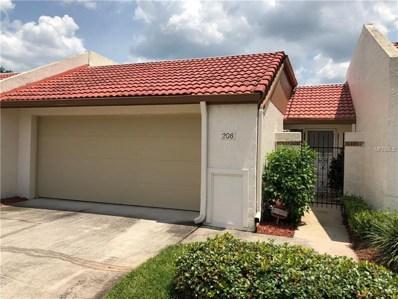 208 Balfour Drive UNIT 7, Winter Park, FL 32792 - MLS#: O5716049