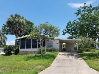 2249 Orangewood Circle UNIT 1533, Zellwood, FL 32798 - MLS#: O5716058