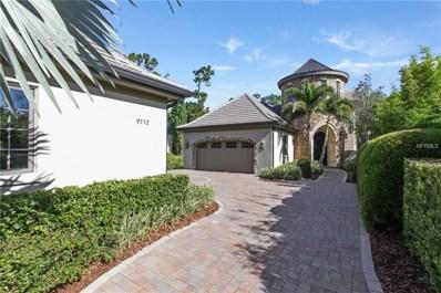 9712 Covent Garden Drive, Orlando, FL 32827 - MLS#: O5716280