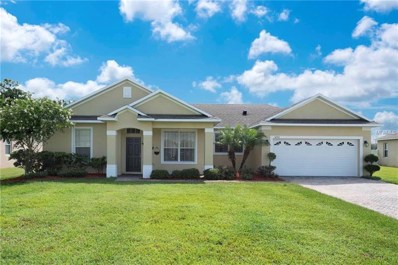 3203 Eagle Watch Drive, Kissimmee, FL 34746 - MLS#: O5716419