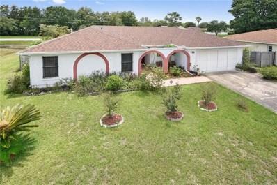 237 Chadworth Drive, Kissimmee, FL 34758 - MLS#: O5716502