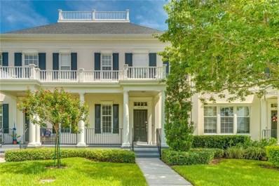 5485 Baldwin Park Street UNIT 10, Orlando, FL 32814 - MLS#: O5716793