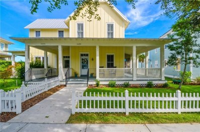 1429 Eastover Loop, Winter Garden, FL 34787 - MLS#: O5716975