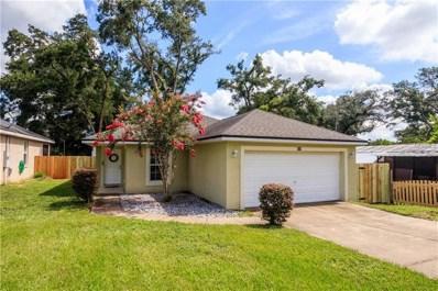 609 E 1ST Street, Apopka, FL 32703 - MLS#: O5717000