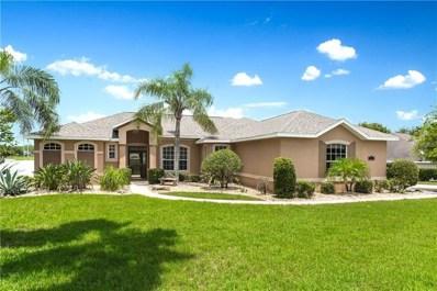 536 Quail Hill Drive, Debary, FL 32713 - MLS#: O5717153