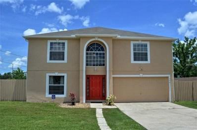 734 Fruitland Drive, Deltona, FL 32725 - MLS#: O5717191
