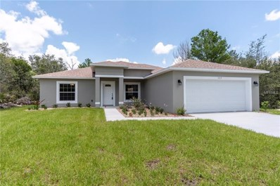 377 Hibiscus Drive, Poinciana, FL 34759 - MLS#: O5717901
