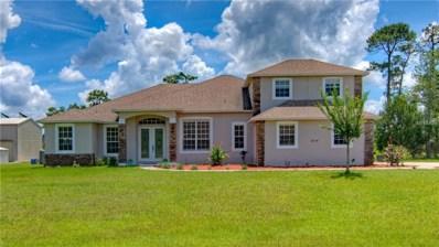 2218 Warner Drive, Chuluota, FL 32766 - MLS#: O5718374