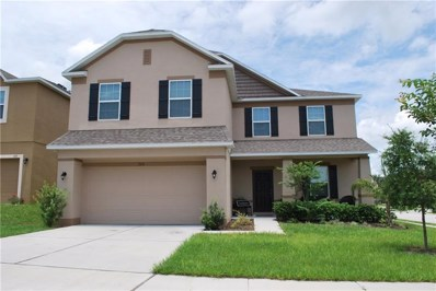 724 Pataches Place, Groveland, FL 34736 - MLS#: O5719227