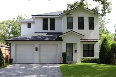 1707 Miller Avenue, Winter Park, FL 32789 - MLS#: O5719310