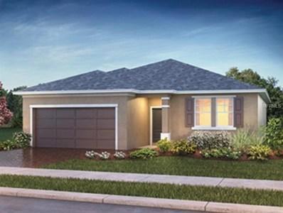 802 Hidden Moss Drive, Groveland, FL 34736 - MLS#: O5719463