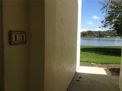 530 Orange Drive UNIT 11, Altamonte Springs, FL 32701 - MLS#: O5719741