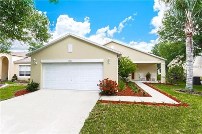 1321 Whitewood Way, Clermont, FL 34714 - MLS#: O5719799