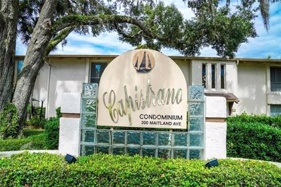 200 Maitland Avenue UNIT 111, Altamonte Springs, FL 32701 - MLS#: O5720257