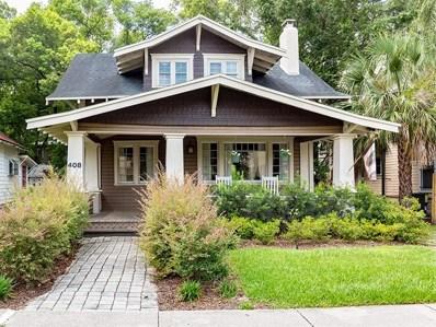 408 E Anderson Street, Orlando, FL 32801 - MLS#: O5720574