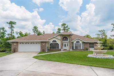 1850 Curryville Road, Chuluota, FL 32766 - MLS#: O5721080