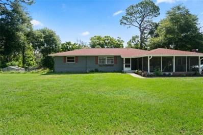 1516 Crestview Drive, Mount Dora, FL 32757 - MLS#: O5721128