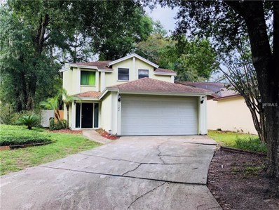1124 Mill Run Circle, Apopka, FL 32703 - #: O5721142
