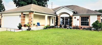 734 Leopard Court, Kissimmee, FL 34759 - MLS#: O5721338