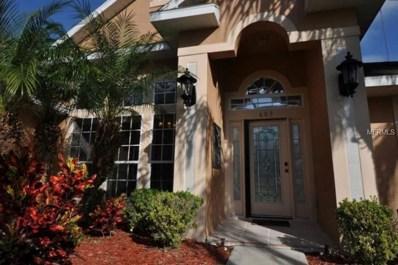 609 Quail Lake Drive, Debary, FL 32713 - MLS#: O5721373