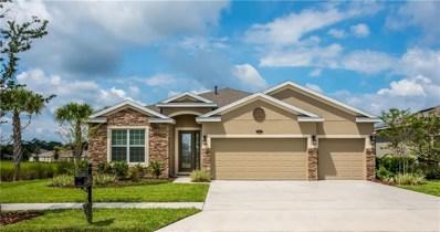 402 W Victoria Trails Boulevard, Deland, FL 32724 - MLS#: O5721392