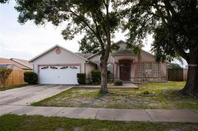 9905 Cristina Drive, Riverview, FL 33569 - MLS#: O5721836