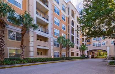 206 E South Street UNIT 5017, Orlando, FL 32801 - MLS#: O5722121