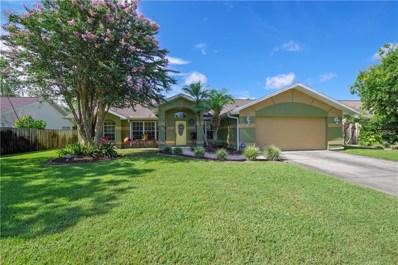8 Ocean Pines Drive, Ormond Beach, FL 32174 - #: O5722154