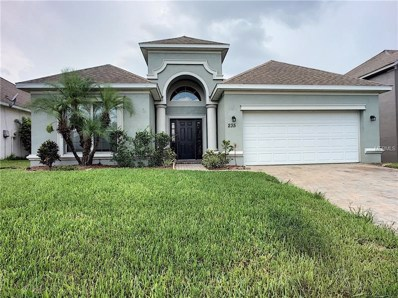 235 Towerview Drive E, Haines City, FL 33844 - MLS#: O5722183