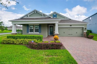 15546 Lake Burnett Shore Court, Winter Garden, FL 34787 - MLS#: O5722344