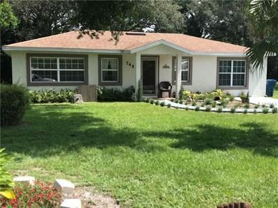 745 Temple Avenue, Orange City, FL 32763 - MLS#: O5722546