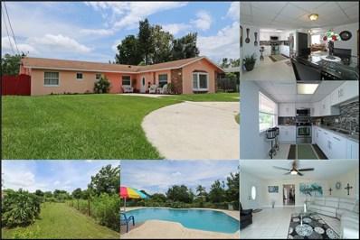 6621 Brockbank Drive, Orlando, FL 32809 - MLS#: O5722797