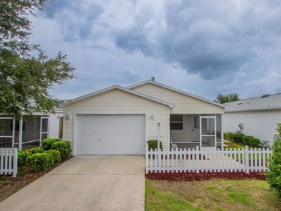 2343 Pine Ridge Street, The Villages, FL 32162 - MLS#: O5722801