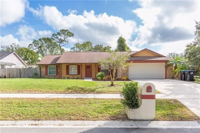 7603 Glenmoor Lane, Winter Park, FL 32792 - MLS#: O5723153