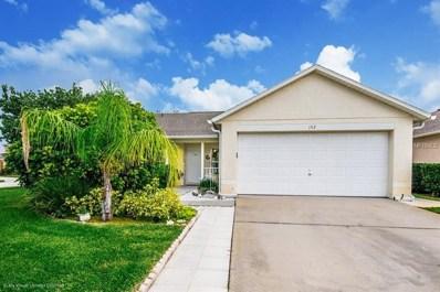 152 Rockhill Drive, Sanford, FL 32771 - #: O5723886