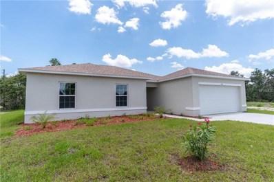 121 Lily Lane, Poinciana, FL 34759 - MLS#: O5724069