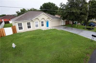 907 Cumbran Lane, Kissimmee, FL 34758 - MLS#: O5724089