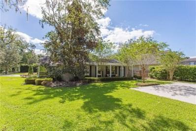 1254 Via Estrella, Winter Park, FL 32789 - MLS#: O5724432