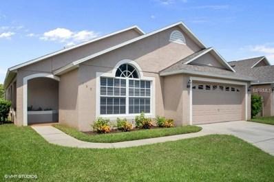 160 Brushcreek Drive, Sanford, FL 32771 - #: O5724619