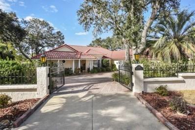 122 W Magnolia Avenue, Howey In The Hills, FL 34737 - MLS#: O5724631