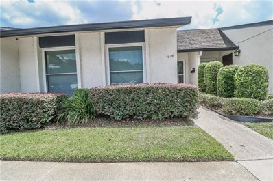 614 Villa Circle UNIT 537, Maitland, FL 32751 - MLS#: O5724636