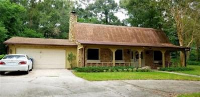 2834 Concord Road, Deland, FL 32720 - MLS#: O5724657