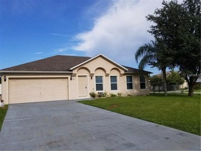 825 Cabaret Court, Kissimmee, FL 34759 - MLS#: O5724820