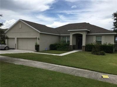 102 Blackstone Creek Road, Groveland, FL 34736 - #: O5724848