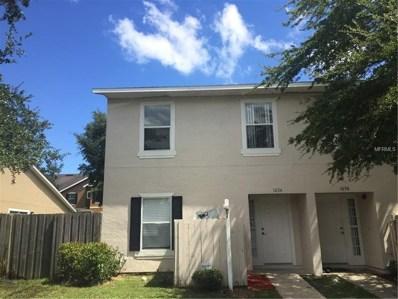 1034 Dolphin Drive, Winter Garden, FL 34787 - MLS#: O5725011