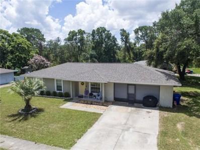 1695 Hunterwood Lane, Tavares, FL 32778 - MLS#: O5725349