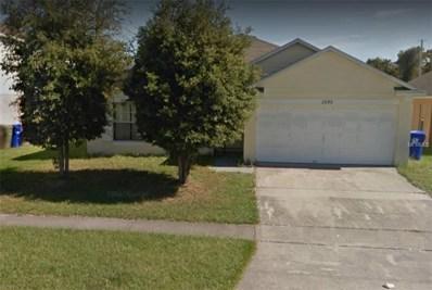 2390 Topaz Trail, Kissimmee, FL 34743 - MLS#: O5725524