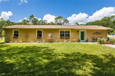 280 N Jungle Road, Geneva, FL 32732 - MLS#: O5725715
