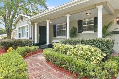404 W King Street, Orlando, FL 32804 - MLS#: O5725986