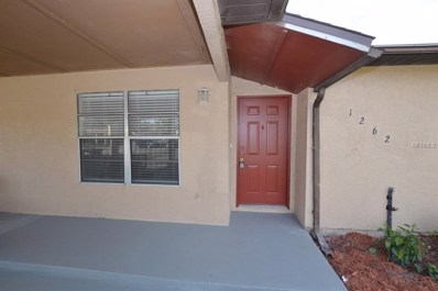 1262 Rich Moor Circle, Orlando, FL 32807 - MLS#: O5726016